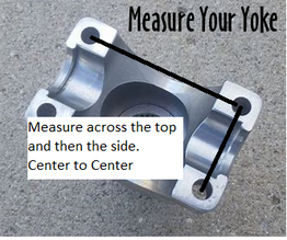 How to Measure Your Yoke